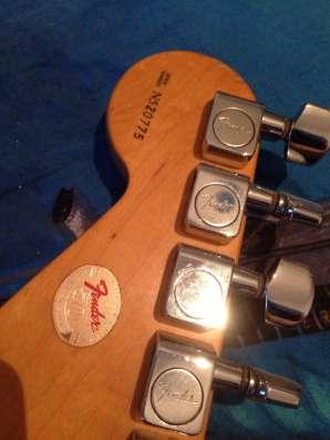 Fender USA Stratocaster Standard HSS 2008
