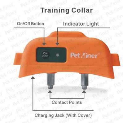 Приёмник для электронного ошейника модели IS-PET 910.