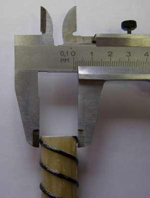 Стеклопластиковая арматура усиленного профиля «АСП-Хим» собственного производства в Новосибирске