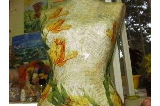 манекен винтажный
