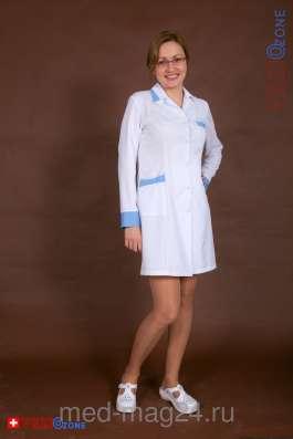 халат медицинский женский (для студента)