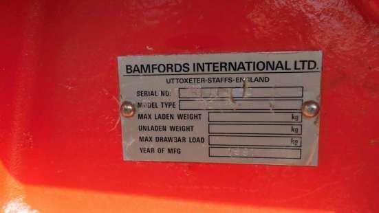 Дробилка солода, пр-во Bamfords International (Англия). в Москве Фото 2