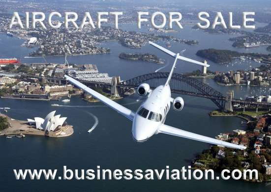Продажа авиалайнеров и business jets в Москве Фото 1