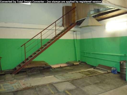 Аренда помещения 2-х этажного бокса