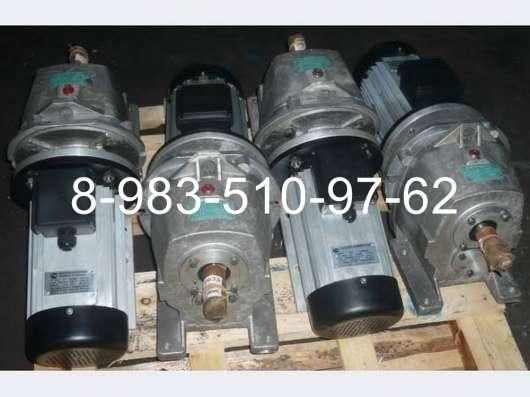 Мотор-редуктор 4МЦ2С-63 -125 .