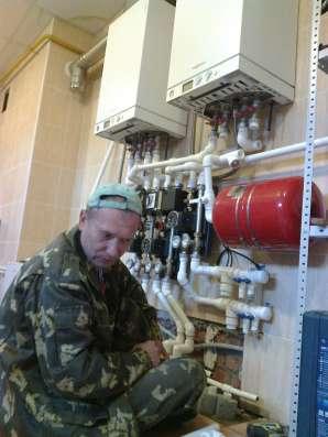 монтаж систем отопления под ключ в Набережных Челнах Фото 5