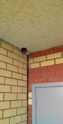 Видеонаблюдение,СКУД,интернет в частн.дом.Монтаж под ключ.