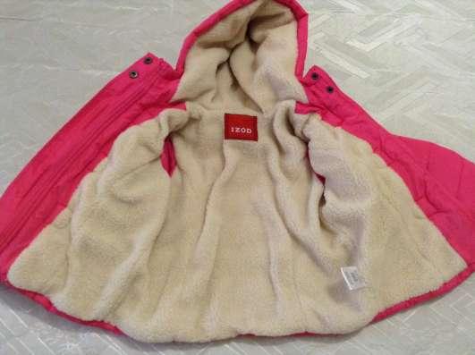 Куртка на девочку ( евро зима) в Екатеринбурге Фото 3