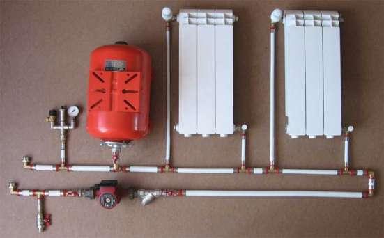 Отопление и водоснабжение. Скидки 20% в Уфе Фото 2
