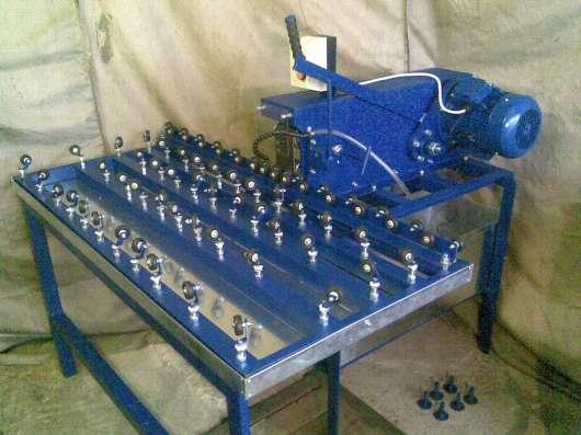 Станок для обработки кромки стекла ЛШС-1,8М
