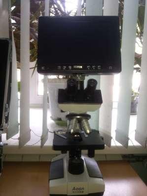 Темнопольный микроскоп в Благовещенске Фото 3