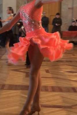 Платье La для спортивно-бальных танцев