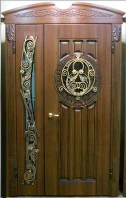 Двери входные металические в г. Львов Фото 1