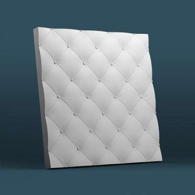 3D панели для отделки стен.