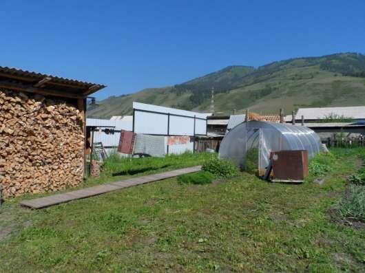 Продам дом в Усть-Коксе Республики Алтай