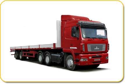Заказ длинномера 20 тонн в Новосибирске