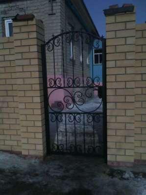 кованый забор, ворота, лестницы, перила... в Саратове Фото 4