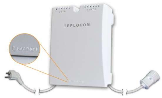стабилизатор сетевого напряжения TEPLOCOM ST-555