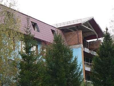 Строительство двух этажного магазина торгового центра сэндви в Красноярске Фото 3