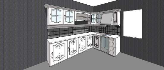 Мебель для кухни в Санкт-Петербурге Фото 1