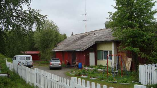 Коттедж 120 м² на участке 15 сот.