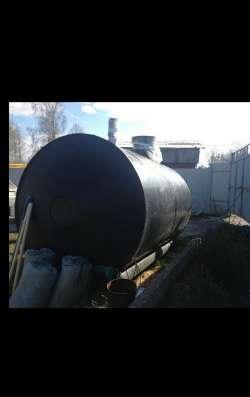 канализационная емкость (бочка)