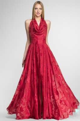 Эксклюзивное вечернее платье для торжественного события.