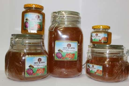 Мед из Солнечной Башкирии