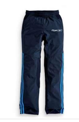 Синий спортивный костюм для мальчиков, рост 120-130см