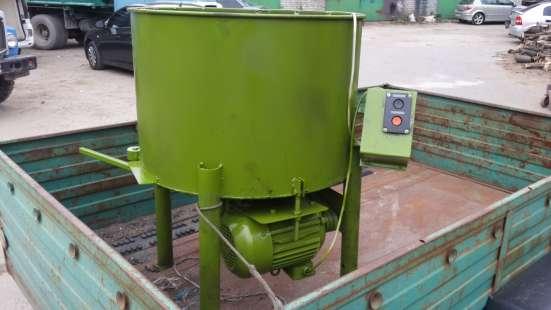 Миксер для смешивания резиновой крошки БАРК-60-1 в г. Киев Фото 3