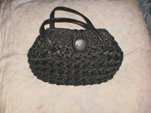 Винтажная  сумочка 60-х годов