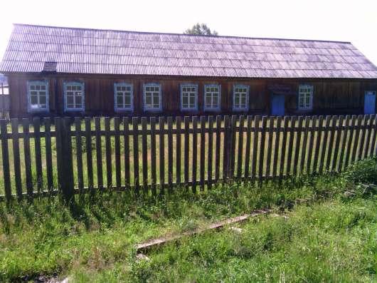 Здание 400 кв.м +Участок 0.5Га в горах Алтай, Чойский район