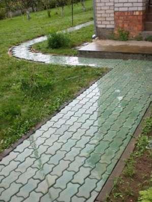 Тротуарная плитка, бордюрные камни и навершия. в Москве Фото 2