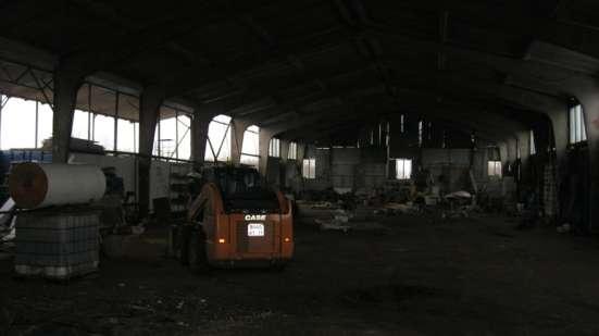 Сдается ангар 1200 кв. м на уч.1.5 га В Истринском районе в Истре Фото 2