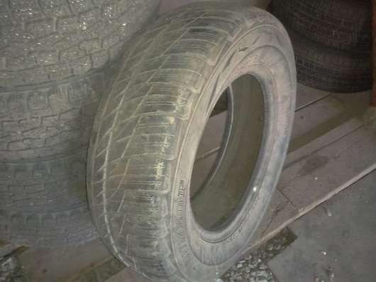 Диски с Резиной Nissan Elgrand 205/70/R15 + Запаска в Владивостоке Фото 1