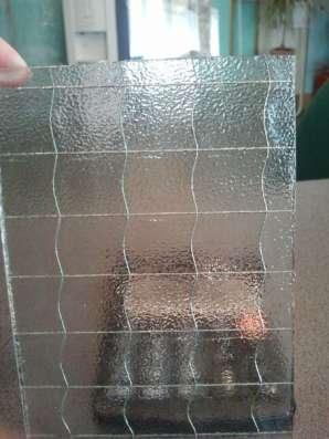 армированное стекло!!!