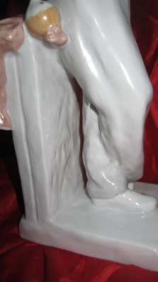 фарфор ссср куклавод  с.образцов кошкин дом редкость высшая.