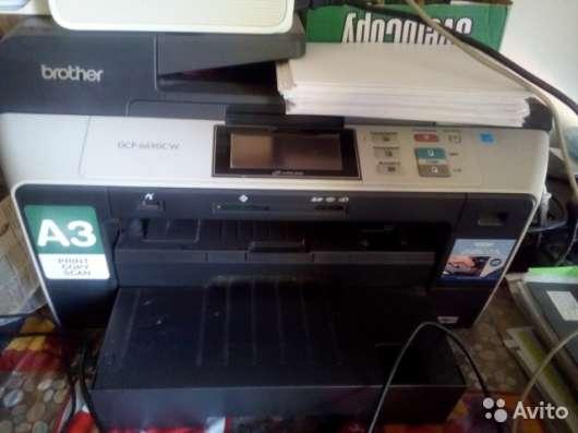 Принтер Brother DCP-6690CW м.Первомайская