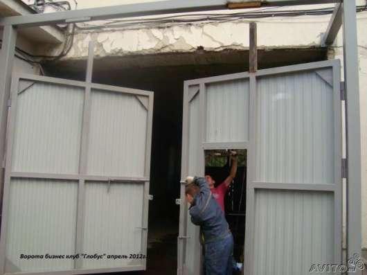 Монтаж демонтаж, металлоконструкции