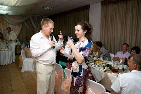 Ведущий на свадьбу и новогодний корпоратив. Тамада Омск Фото 5