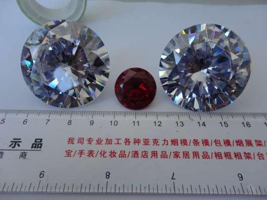 ювелирные камени (фианиты) в г. Шэньчжэнь Фото 1