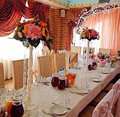 Оформление свадеб, праздничных мероприятий