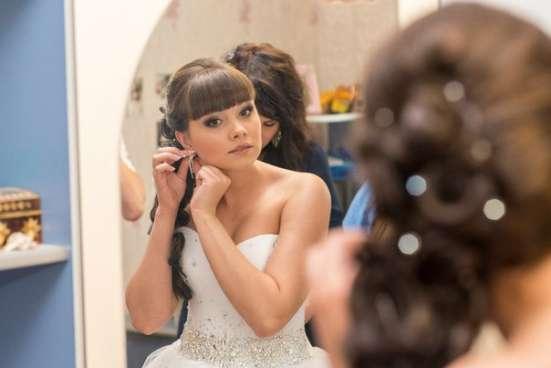 Свадебный визажист - макияж,прическа!