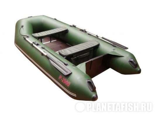 Лодка АКВА-2900СК