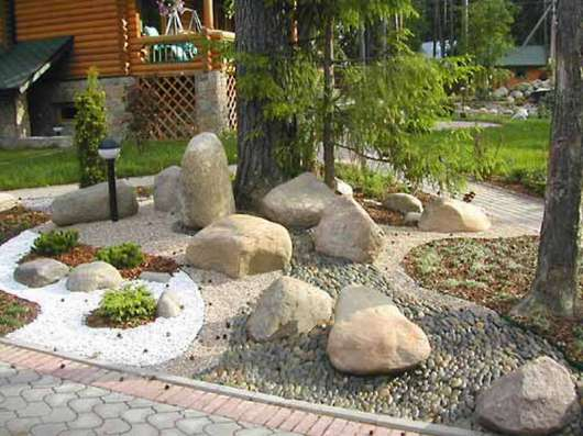Ландшафтный дизайн Вашего сада в Красноярске Фото 3
