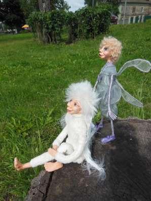 Кукла Ангел Добролюб в Москве Фото 1