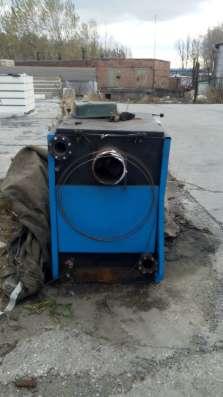 Угольный котёл Buderus Logano S111, 45 кВт в Новосибирске Фото 1