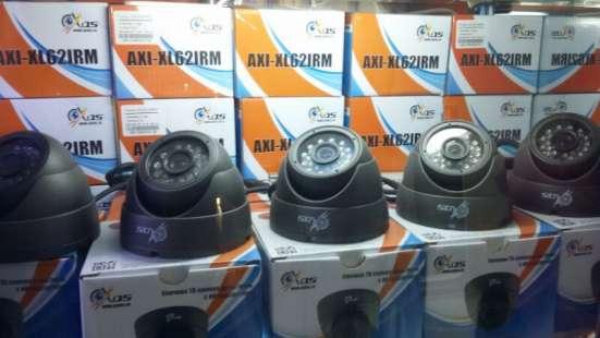 Оптовая продажа камер видеонаблюдения IP, AHD, аналог