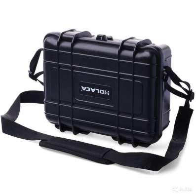 GoPro Сверхпрочный, водонепроницаемый кейс для камеры GoPro, черный, 87300