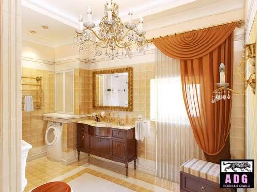 Дизайнер интерьеров в Москве Фото 1